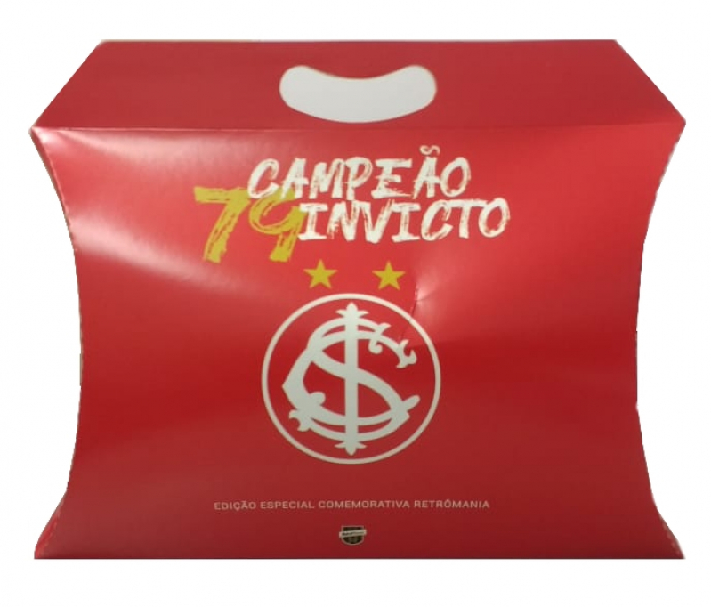 Caixa Personalizada Uruguaiana - Caixa Papel Personalizada