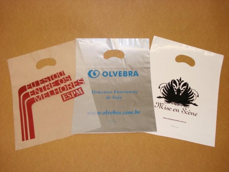 Embalagem Personalizada Plástico Rio Grande do Sul - Embalagem Sacola Personalizada