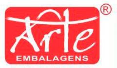 Sacolas de Papel Personalizada com Logo Espírito Santo - Sacola de Papel Kraft Personalizada - Arte Embalagens