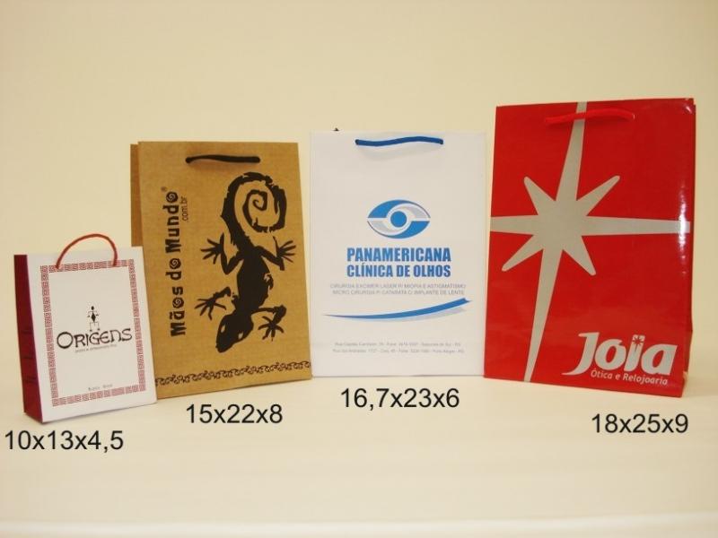 Onde Comprar Sacola Papel Personalizada Loja GIRUÁ - Sacola de Papel Colorida Personalizada