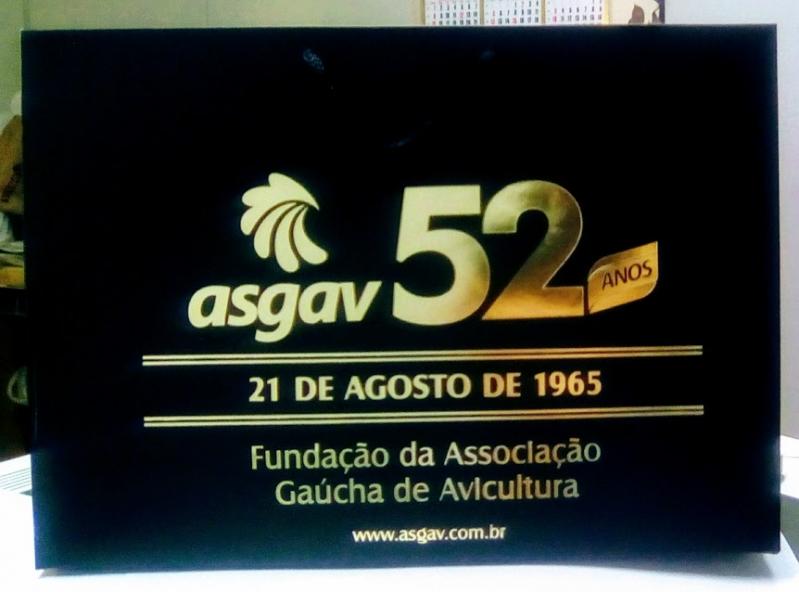 Sacola Papel Personalizada Aniversário São Paulo - Sacola de Papel Kraft Personalizada