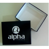 caixa personalizada papel kraft ROLANTE