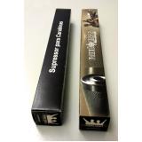 caixa personalizada de papel