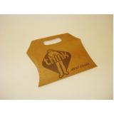 caixa personalizada papel kraft