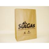 comprar sacola de papel personalizada com logo Campo Grande
