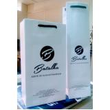 comprar sacola de papel personalizada Eldorado do Sul