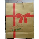 comprar sacola papel personalizada aniversário Gravataí