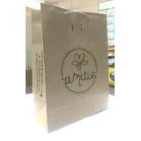 comprar sacola personalizada de papel para loja Viamão