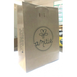 comprar sacola personalizada de papel para loja Taquara