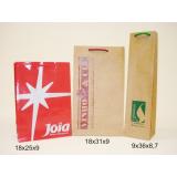 comprar sacola personalizada papel casamento Taquara