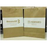 embalagem de papel personalizada preço Mato Grosso do Sul
