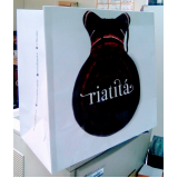 embalagem sacola personalizada preço Goiânia