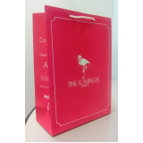 onde comprar sacola de papel colorida personalizada Vitória