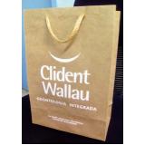 onde comprar sacola de papel personalizada Igrejinha