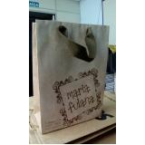 onde comprar sacola papel personalizada para loja Caxias do Sul