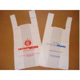 qual o valor sacola personalizada de plástico ESTRELA