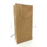 sacola de papel lisa para garrafa valores ESTRELA
