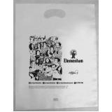 sacola de plástico personalizada para loja valores Alvorada