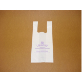 sacola personalizada de plástico Viamão