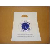 sacola plástica personalizada Igrejinha