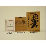 sacola personalizada papel casamento