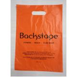 sacolas personalizada de plástico Uruguaiana
