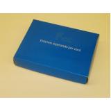 venda de embalagem caixa personalizada Espírito Santo