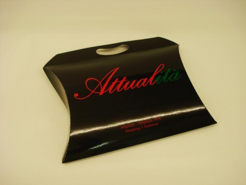 Venda de Embalagem Personalizada Travesseiro Goiás - Embalagem Personalizada Plástico